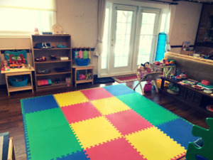 Child care spaces in Oshawa. Starting $40/day. Special Promo