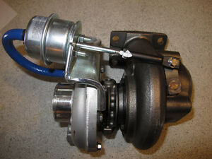Rebuil 1996- Perkins Industrial GT2052S Turbo 727264-0001