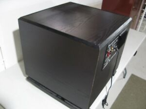 CX-100 powered subwoofer HiFi surround Subwoofer by Nuance