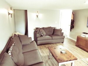 Heart of Dundas - Clean 2 Bedroom Apartment- Lower Level Walkout
