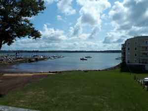 Downtown Charlottetown and on the water - lease a 2 BR unit