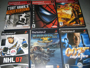 Mixed variety of GAMES