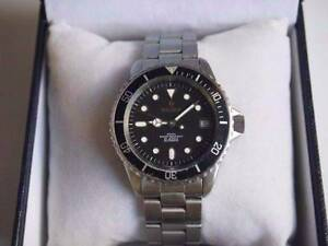 Olma Submariner Scuba Divers Automatic mens watch, Swiss made Allawah Kogarah Area Preview