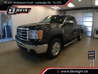 Used 2013 GMC Sierra 1500 4WD Ext Cab SLE-CHROME ACCESSORIES