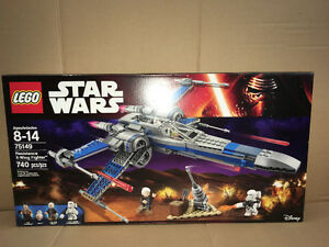 Lego Star Wars 75149 Resistance X-Wing Fighter™ BNIB SEALED