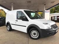 2011 Ford Transit Connect 1.8 TDCi T200 SWB 4dr PANELVAN in WHITE