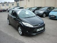 2011 Ford Fiesta 1.6TDCi ( 95ps ) Zetec S Finance Available