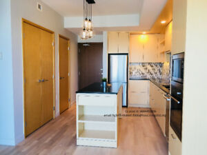 SFU Surrey Central - 3 Civic Plaza - Brand New 1 Bedroom /1 Bath