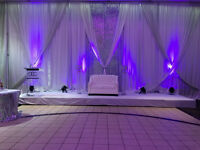 Elegant and traditional Event Decor