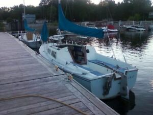 CATALINA 22  Swing Keel With Trailer