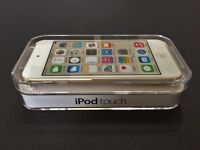 IPod touch 6 gold 275$