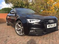 Audi A5 TDI 177 Quattro Black Edition 2 Door S Tronic 2.0