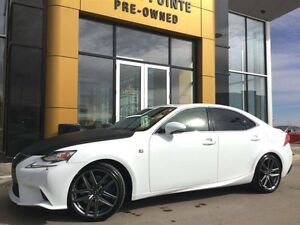 2014 LEXUS IS 350 AWD FSport Series 2