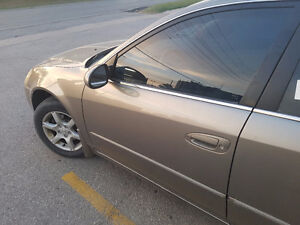 2005 Nissan with Emission Passed-Car in Barrie ON