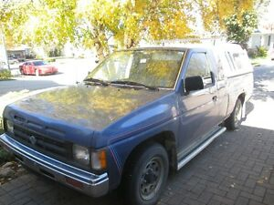 1990 Nissan Other Pickups Pickup Truck