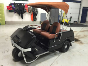 1984 Harley Davison/Columbia golf cart