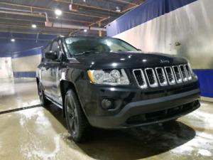 2012 Jeep Compass, excellent condition active