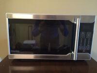 Danby Stainless Steel Microwave