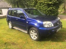 Nissan X-Trail 2.2dCi 136 2006MY Sport with satnav manual