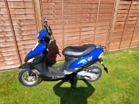 moped open to offers