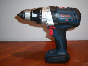 BOSCH DDH181X-01 1/2 DRILL/DRIVER 18V (TOOL ONLY).