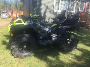 2016 can am XMR 1000