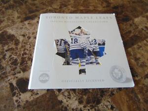 Maple Leafs Medallion Set