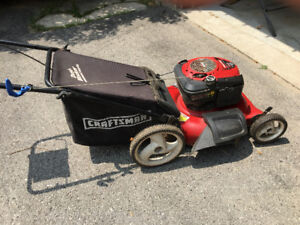 Craftsman lawn mower 21""