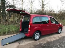 2011 Citroen Berlingo Multispace 1.6 HDi 90 VTR 5dr WHEELCHAIR ACCESSIBLE VEH...