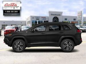2018 Jeep Cherokee Trailhawk 4x4  USED DEMO - CALL FOR PRICE