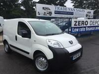 Peugeot Bipper 1.4HDi PANEL VAN 1 OWNER MANUAL LOW MILEAGE NO VAT