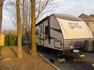 Roulotte Trail sport 26RBS 2014