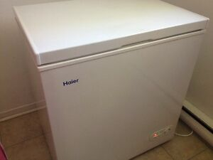 Congélateur/freezer haier 5.3 ci.ft NEUF/NEW