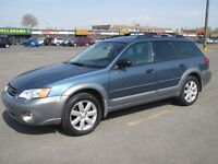 2006 Subaru Outback ST-WAGON »4 cyl./2.5 litres/AUT./4X4