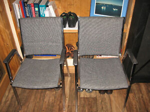 Stackable Office Chairs - New Price!!