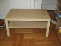 Ikea Lack table basse
