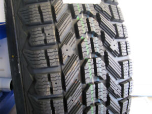 15 INCH  NEW WINTER TIRES (4)