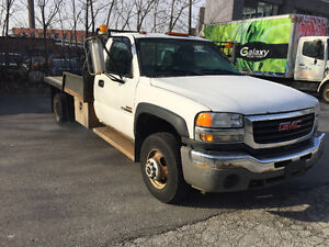 2006 GMC 3500 ONE TON dual Wheel - PASS Emissions. Inspection