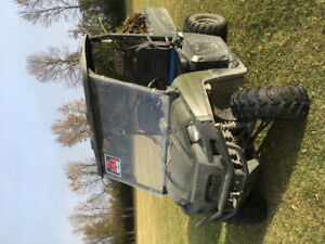 For Sale 2011 Polaris Ranger XP side by side.