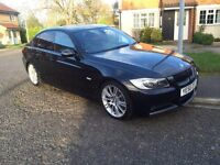 BMW 335d M Sport * OPEN TO OFFERS *** MOTd with NO ADVISORIES Sept 2017 *** MUST GO