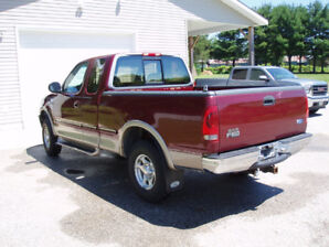 Ford F-150 4X4 Lariat Certified New Price
