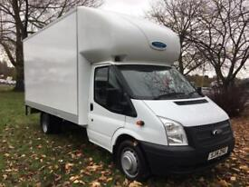 2014 Ford Transit T350 125 3.5T 15ft Luton Van Tail Lift, Only 47105 Miles