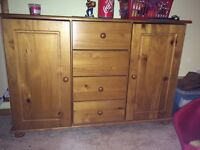 WOODEN CABINET- EXCELLENT CONDITION