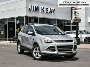 2014 Ford Escape SE  - Bluetooth -  Heated Seats - $65.63 /Week