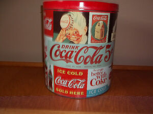 coke tin can