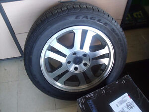 2006 MUSTANG GT WHEELS WITH BRAND NEW TIRES