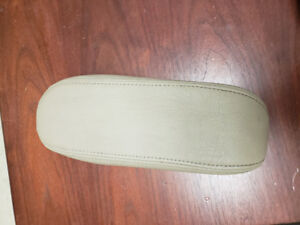 Ford F350 Lariat -Driver Side Leather Armrest Cover TAN