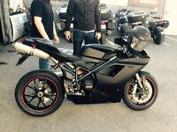Ducati Evo 848 en parfaite condition, 2011
