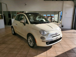 Fiat 500 Convertible 2013 Impeccable Finance Garantie 7995$