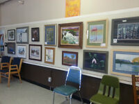 The  Artists Co-op in  Crown Market 3955 Hart Hwy